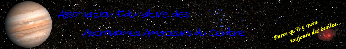 Astronomes Amateurs du Centre